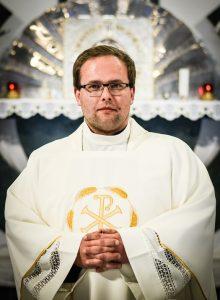 Ks. mgr Krzysztof Głuszko