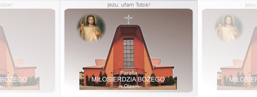 Parafia Miłosierdzia Bożego w Oławie